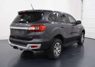 Ford Everest Trend (4wd)