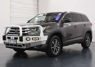 2018 Toyota Kluger Gxl (4x4)