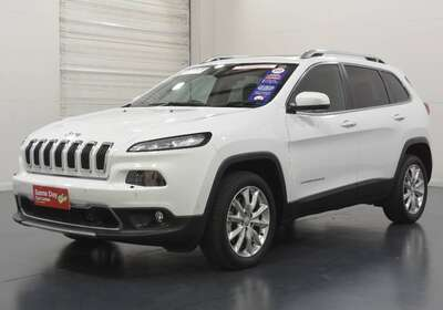 2015 Jeep Cherokee Limited (4x4)