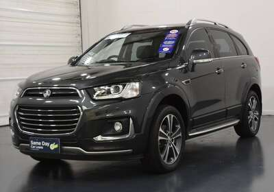 2016 Holden Captiva 7 Ltz (awd)