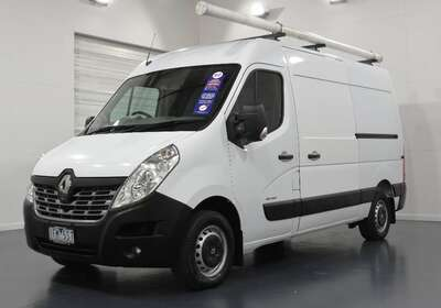 2015 Renault Master Mid Roof Mwb Amt