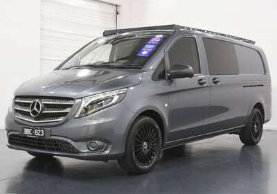 2018 Mercedes-Benz Vito 119 Bluetec Lwb