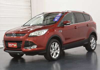 2016 Ford Kuga Trend (awd)