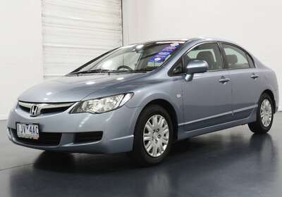 2008 Honda Civic Vti