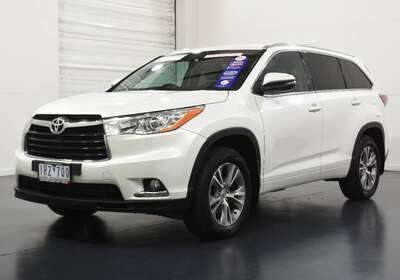 2015 Toyota Kluger Gxl Awd