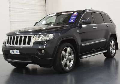 2012 Jeep Grand Cherokee Limited (4x4)