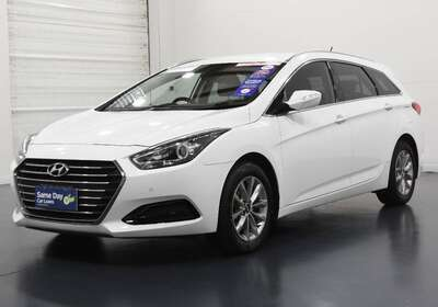 2016 Hyundai I40 Active Tourer