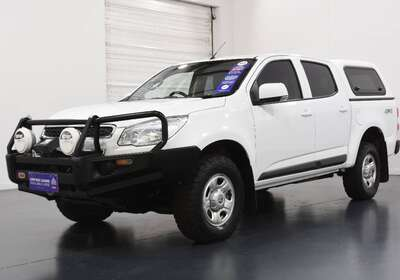 2016 Holden Colorado LS (4x4)