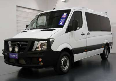 2016 Mercedes-Benz Sprinter 316CDi Low Roof MWB 7G-Tronic