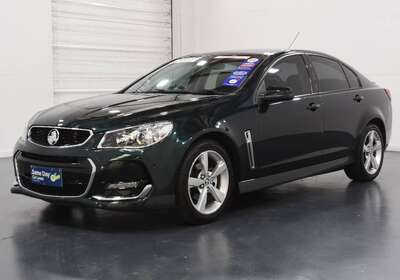 2016 Holden Commodore Sv6