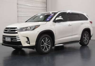 2017 Toyota Kluger Gxl (4x4)