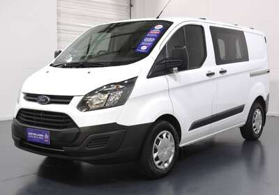 2018 Ford Transit Custom 290s (swb)