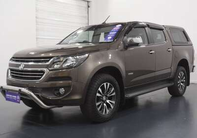 2017 Holden Colorado Ltz (4x4)