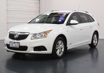 2014 Holden Cruze Cd