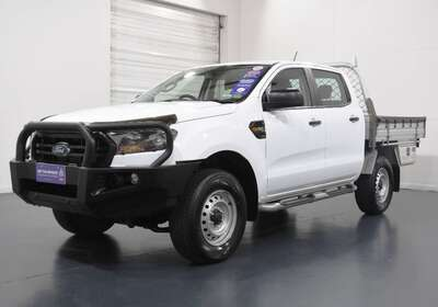 2018 Ford Ranger XL 3.2 (4x4)