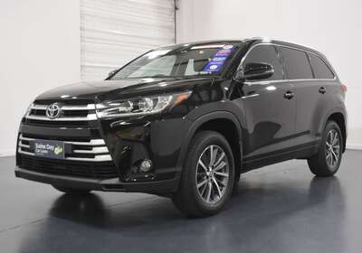 2017 Toyota Kluger Gxl (4x2)
