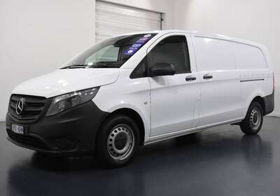 2016 Mercedes-Benz Vito 114 Bluetec Lwb