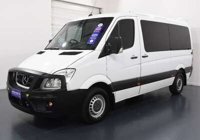 2011 Mercedes-Benz Sprinter 316cdi Low Roof Mwb