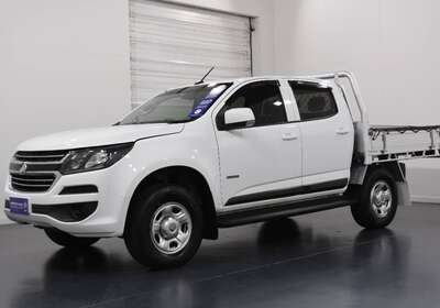 2018 Holden Colorado LS (4x2)