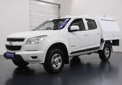 2016 Holden Colorado LS (4x2)
