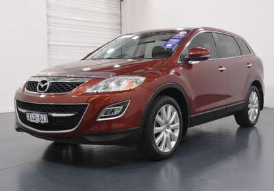 2009 Mazda Cx-9 Luxury