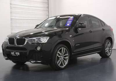 2015 Bmw X4 Xdrive20d Coupe Steptronic