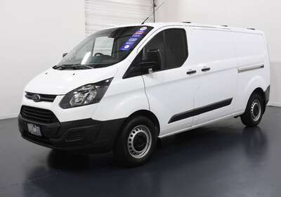 2016 Ford Transit Custom 330l Low Roof Lwb