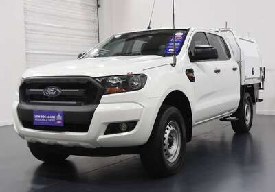 2017 Ford Ranger XL Double Cab 4x2