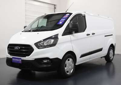 2018 Ford Transit Custom 340l (lwb)