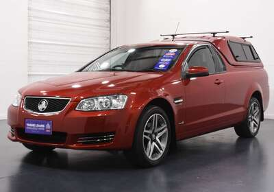 2012 Holden Commodore Omega