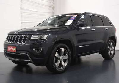 2015 Jeep Grand Cherokee Limited (4x4)