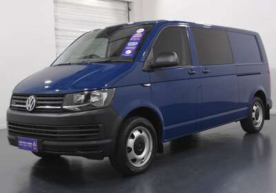 2018 Volkswagen Transporter Tdi 400 Lwb Low 4motion