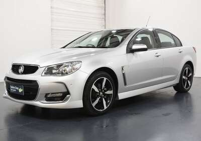 2017 Holden Commodore Sv6