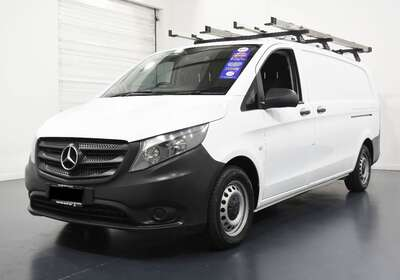 2015 Mercedes-Benz Vito 114 Bluetec Lwb