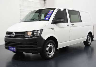 2019 Volkswagen Transporter Tdi 400 Lwb High 4motion