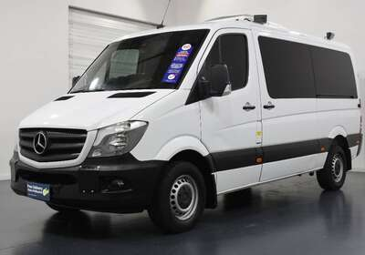 2016 Mercedes-Benz Sprinter 319CDi Low Roof MWB 7G-Tronic