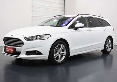 2017 Ford Mondeo Ambiente Pwrshift