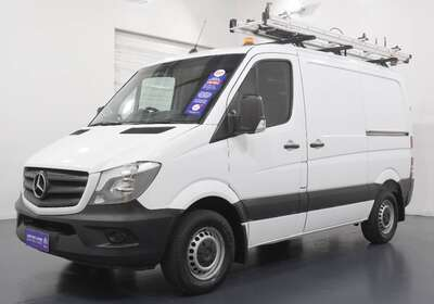 2016 Mercedes-Benz Sprinter 313CDi Low Roof MWB 7G-Tronic