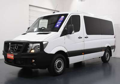 2015 Mercedes-Benz Sprinter 319CDi Low Roof MWB 7G-Tronic