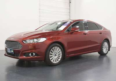 2017 Ford Mondeo Trend Tdci