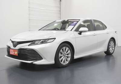 2019 Toyota Camry Ascent