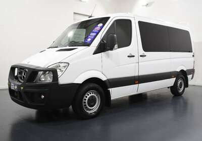 2013 Mercedes-Benz Sprinter 319CDi Low Roof MWB 7G-Tronic