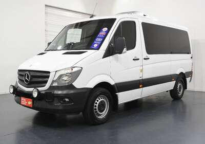 2014 Mercedes-Benz Sprinter 319CDi Low Roof MWB 7G-Tronic