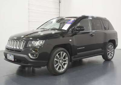 2015 Jeep Compass Limited (4x4)
